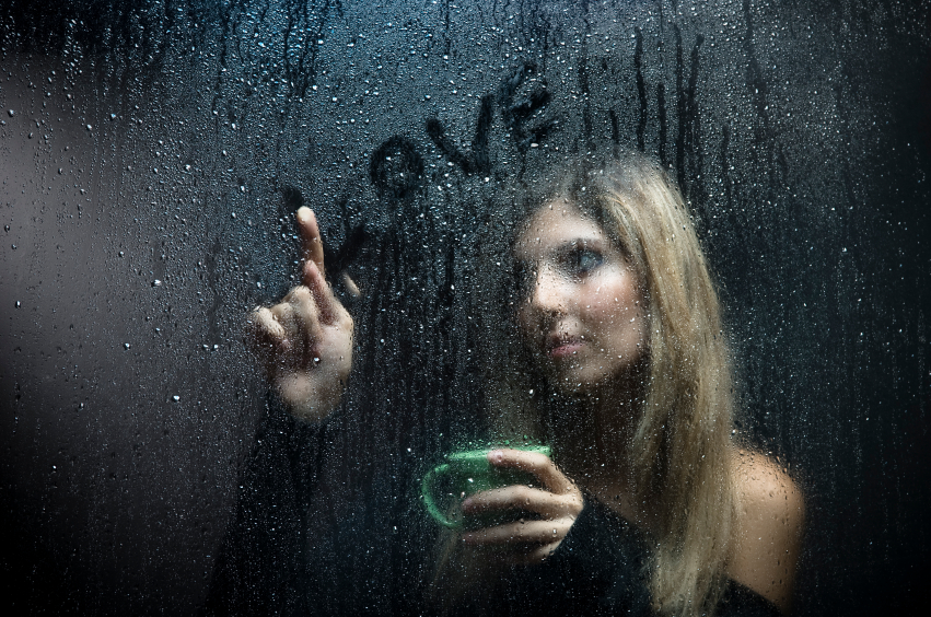 Write on Wet Window