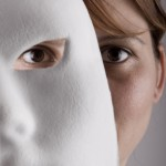 Unmasked Woman