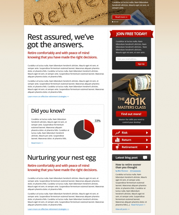 401K - Home Page Final