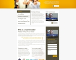 Evergreen Dentists - Home Page Mock-up Final