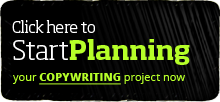 copywriting planner